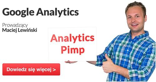 Szkolenie z Google Analytics