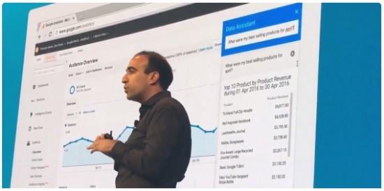 GSM 2016 rozmowa z Google Analytics