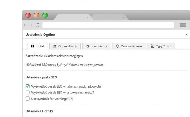 Screen Seo Framework