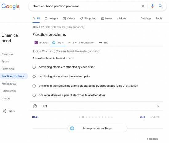 practice problems mikrodata